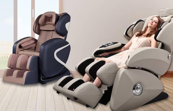 Khốn khổ chọn mua ghế massage thời buổi công nghệ 4.0