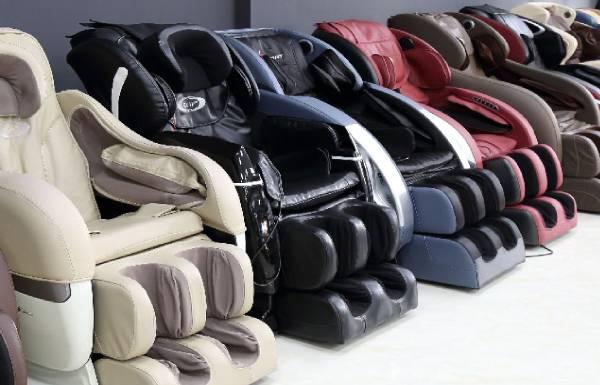 Ghế massage trưng bày thanh lý có nên mua hay không