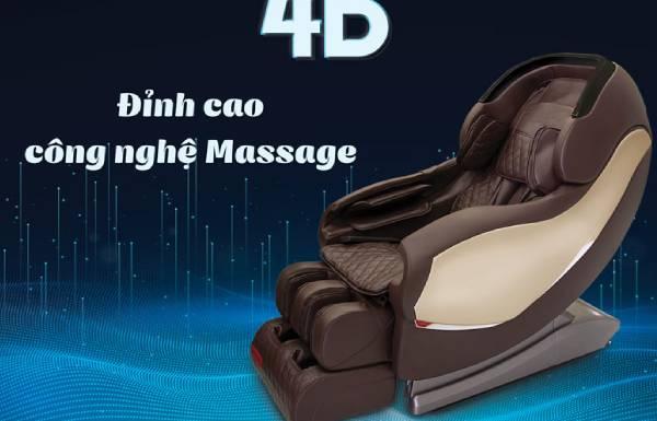 Lưu ý khi mua ghế massage công nghệ mới hiện nay