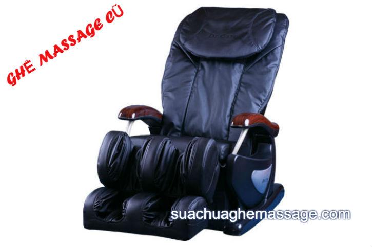 Ghế massage toàn thân Perfect US - 1408