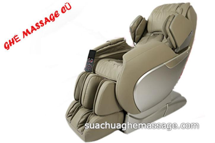 Ghế massage thanh lý poongsan dmk 191