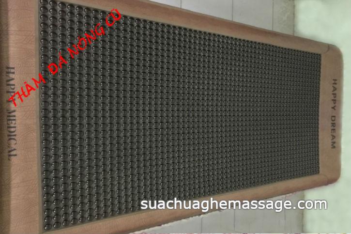 Thảm đá nóng Hàn Quốc thanh lý kt 1m x 2m