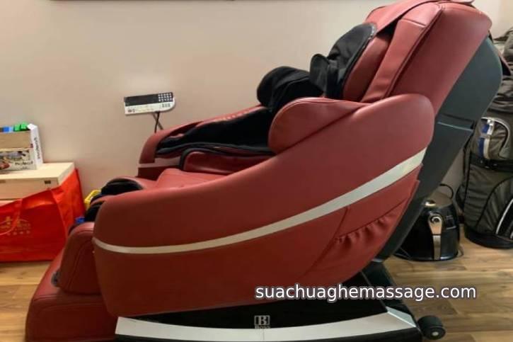Ghế massage toán thân Boss DMJ 189 thanh lý