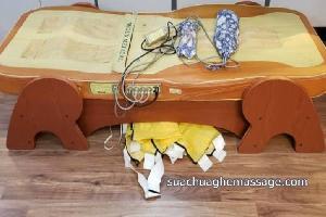 Thanh lý giường massage Hàn Quốc Migun