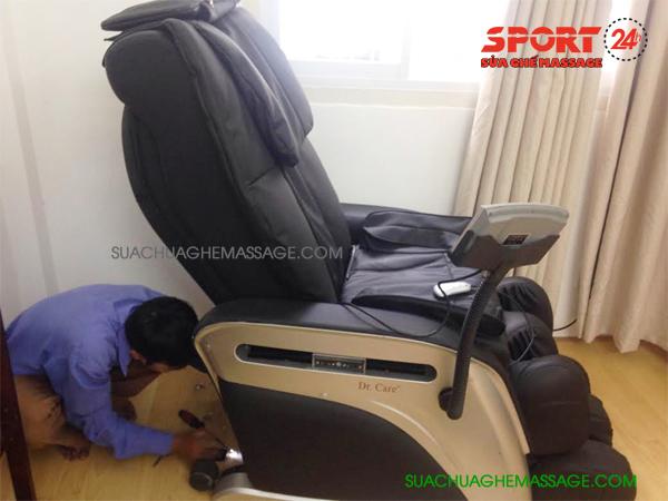 chuyên sửa ghế massage